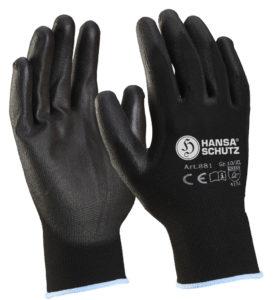 881 PU Handschuhe