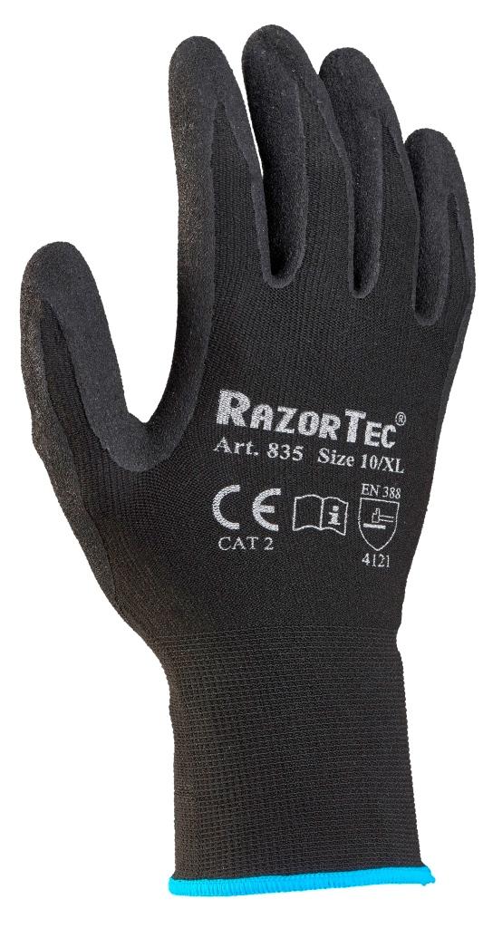 NBR Handschuhe Hansaschutz 835