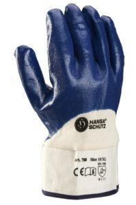Nitril-Handschuhe Hansaschutz 780