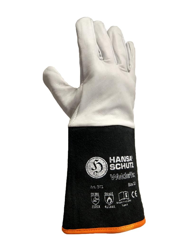 Welding glove 371b
